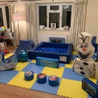 At Home Frozen Soft Play