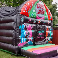 Retro Disco Bounce House