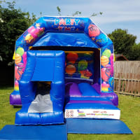 Party Time Bounce N Slide