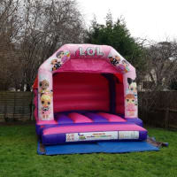 Lol Surprise Bouncy Castle