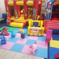 Circus Theme Soft Play