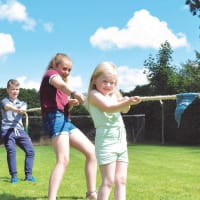 Tug Of War Party Games