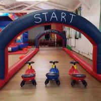 Wiggle Cars And Quick Race Track