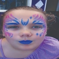 2 Hour Face Painting And Glitter Tattoos Special Offer