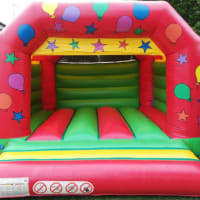 Party Bouncy Castle 12ftby12ft