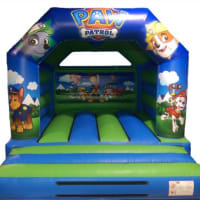 New 12ft X 15ft Paw Patrol Bouncy Castle For 2016