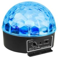 Disco Cube Bluetooth Sound System And Lights