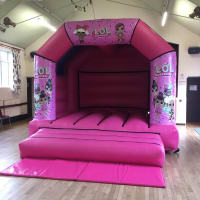 Lol Suprise Bouncy Castle