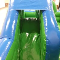 Jungle Play Park With Soft Play Shapes