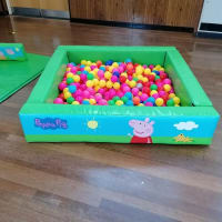 Peppa Pig Soft Play With Ball Pit