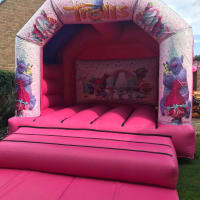 Trolls Bouncy Castle Hire Surrey