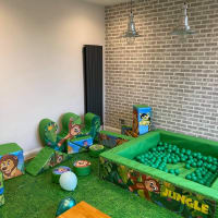Stay At Home Jungle Soft Play