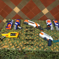 Nerf Package 1