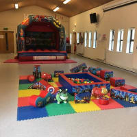 Superhero Soft Play