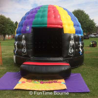 Disco Dome Party Pod Hire