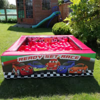 Cars Soft Play Package