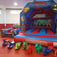 Superhero Party Package