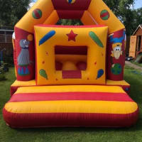 11ft X 15ft Circus Bouncy Castle