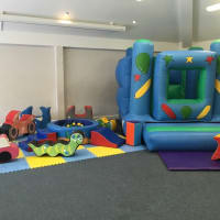 Toddler Castle And Soft Play Package