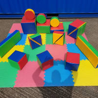 Multi Colour Soft Play