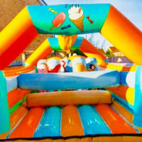 Seaside Obstacle Course Short