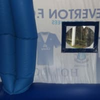 16ft X 16ft Everton Inflatable Dome