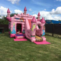 Princess Activity Castle