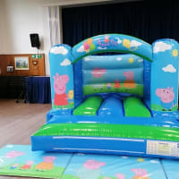 Peppa Pig Soft Play With Bouncy Castle
