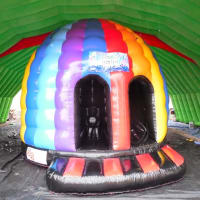 Disco Dome Slide Combi