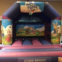 Peter Rabbit Bouncy Castle - 12 X 14