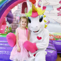 Unicorn Play Park Castle