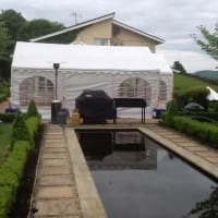Marquee 20ft X 13ft With Flooring