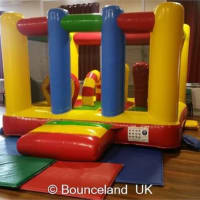 Childrens Activity Bouncy Castle
