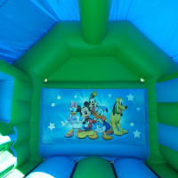 Mickey Mouse With Slide