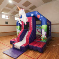 Unicorn Combi Castle