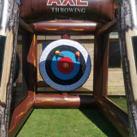 Archery And Axe Throwing Game