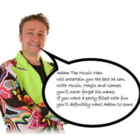 Adam The Magic Music Man