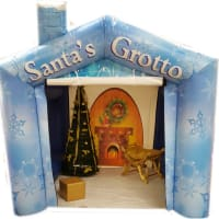 Christmas Santas Grotto