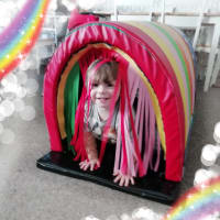 Soft Play Sensory Tunnel