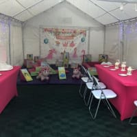 4m X 6m Marquee With Princess Soft Play