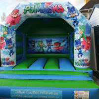 Pj Masks Bouncy Castle 13x13