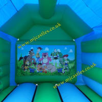 17ft X 15ft Toy Story With Slide