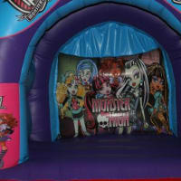 12ftx15ft Monster High