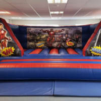 15ft X 15ft Indoor Bouncy Castle (various Artwork Available)