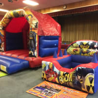 Full Superhero Party Package