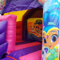 Shimmer And Shine Bounce N Slide