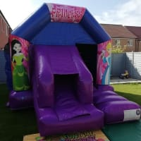 Princess Disco Bounce And Slide