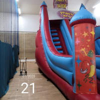 For Sale Bouncy Castle Slide