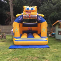 Sponge Bob Bouncy Castle Hire Surrey