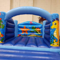 Under The Sea Toddler Castle